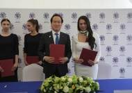 러시아 첫 36홀 골프장, 100% 한국 자본으로 건설