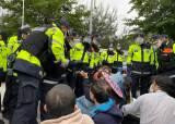 [속보] 경찰, 성주 사드기지 앞 시위주민 강제해산 나서