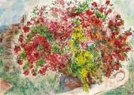 샤갈의 꽃그림 42억원 낙찰, 이건희 기증품과 같은 시기 작품