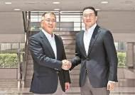 정의선·구광모 '배터리 회동' 성과물…인도네시아 배터리 공장 합작