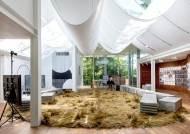 베니스비엔날레 건축전 한국관엔 갈대카펫·한지장판