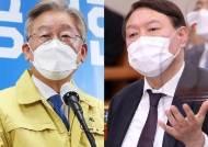 이재명 26%-윤석열 22%… 두 달 넘게 '양강구도'[NBS]