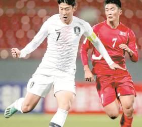 북한 월드컵 포기에 한국 조 1위 횡재