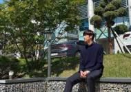 """""""광합성 중""""..나인우, 앉아만 있어도 화보"""