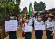 """""""살인마 군부교육 싫다"""" 미얀마 학생도 교사도 등교 거부했다"""