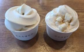 두부냐 아이스크림이냐, 순두부젤라토