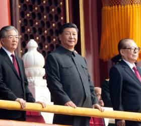 中, '공산당 100년' 공중 <!HS>열병식<!HE> 준비…장쩌민·후진타오 참가할 듯