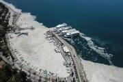 [이 시각] '바다의 콧물' 흐르는 마르마라해, 터키정부 제거 착수