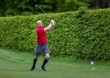 44세, <!HS>빗속<!HE> 뛰어서 골프 하루 14라운드, 기네스 기록