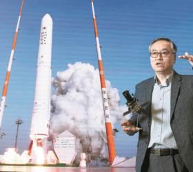 """[비즈니스 현장에 묻다] """"국가 안보와 국격이 우주 산업에 달려있다"""""""