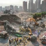 [<!HS>사설<!HE>] 광주 시내버스 덮친 재개발 안전 불감증