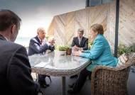 """中일대일로에 맞설 '바이든표 B3W'…""""유럽은 생각 다르다"""""""