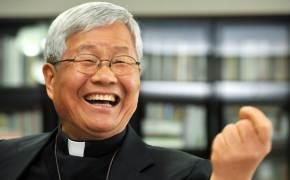 """""""다애전?"""" """"대전!""""···교황 발음 고쳐준 한국인 첫 교황청 장관 [백성호의 현문우답]"""