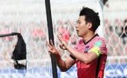 '손가락으로 23, 알러뷰' 손흥민, 에릭센 향한 세리머니