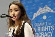 """""""북한도 이정도로 미치진 않았다"""" 탈북자의 美대학 고발"""
