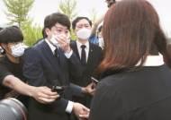 """'천안함' 먼저 찾은 이준석 """"보수 정당도 보훈 소홀했다"""""""