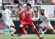 롤러코스터 타고, 10회 연속 월드컵 본선 길 열다