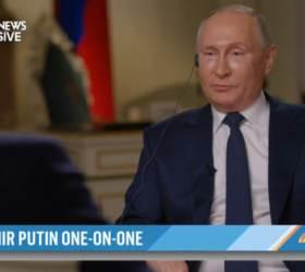 """""""중국이 대만 공격하면 러시아는?"""" …푸틴 """"정치엔 가정법 없어"""""""