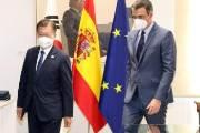 文, 스페인 총리와 정상회담…양국 '전략적 동반자 관계'로 격상
