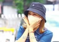 [포토] 송가인, 출근길 눈부신 미모