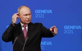 """[속보] 미·러 회담 종료···푸틴 """"귀국 대사 임지로 돌아갈 것"""""""