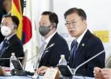<!HS>바르셀로나<!HE>로 이동한 文…국왕 초청 경제인포럼서 연설