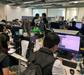 中 내부단속 고삐…홍콩 반중매체 급습, 편집장 등 5명 체포