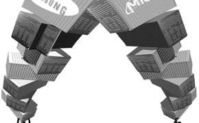 [View & Review] 삼성전자가 위기? 메모리는 선두, 파운드리는 역전 기회