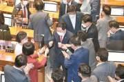 """김기현 """"대한민국, 586운동권의 요새화…일자리·집 없는 청년들 고통"""""""
