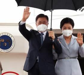 美 중국 봉쇄정책에 앞장선 文, 결국 목표는 '북한'이었다?