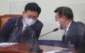 '경선연기론' 결론 미룬 與…이재명 vs 反이재명 사생결단식 대결