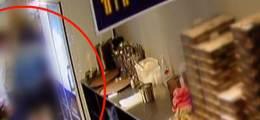 주방가서 대뜸 女알바 더듬었다 CCTV 찍힌 與지역위원장 만행