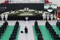 [이 시각]당신의 희생정신 잊지 않겠습니다. 고(故) 김동식 소방령 영결식
