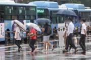 전국 사흘 동안 소나기… 외출할 때 우산 챙기세요
