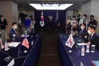 """北 """"올가미"""" 비판했던 한·미 워킹그룹 해체 수순…대북 유화 분위기 조성용?"""