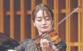 '콩쿠르 퀸' 김봄소리, 음반명가 DG서 첫 음반