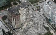 美플로리다 12층 아파트 붕괴…최소 1명 사망, 인명피해 늘듯