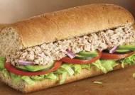 참치 샌드위치에 참치가 없다, 美서브웨이 뒤집어놓은 실험