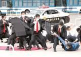 [사진] 도쿄올림픽 한달 앞, 테러범 진압훈련