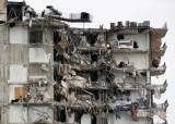 """美경찰 """"플로리다 12층 <!HS>아파트<!HE> 붕괴, 거주민 99명 행방불명"""""""