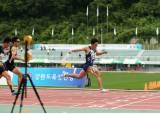 박태건 전국육상선수권 남자 200m 금메달