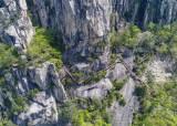 금강산 다음 두타산, 숨어있던 비경이 열렸다
