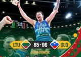 슬로베니아 첫 올림픽 출전...NBA 스타 돈치치 트리플더블