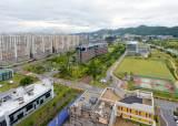 허허벌판 '외딴 섬' 충북혁신도시, 3년새 인구 2.5배 늘었다