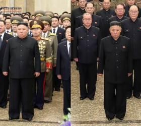 """'v라인 턱선' 생기고 8자걸음 사라졌다…""""<!HS>김정은<!HE> 20kg 감량""""[영상]"""
