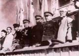 """""""소련 해방군""""이라는 김원웅…45년 조만식 """"은행 터는 점령군"""""""