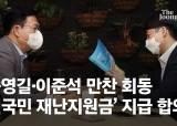 宋-李 '전국민 재난지원금' 합의에 거센 역풍…李 사실상 번복?