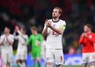 """'잉글랜드 주장' 해리 케인 """"월드컵에서 다시 뭉칠 것"""""""