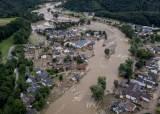 독일·벨기에 삼킨 '죽음의 홍수'···사망자 120명 넘었다