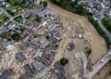 독일·벨기에 삼킨 대홍수, 사망자 180명 넘었다